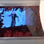 Video Still: The Tomb, video, 3:12, 2012 (DETAIL: The Perfect Human Tower)
